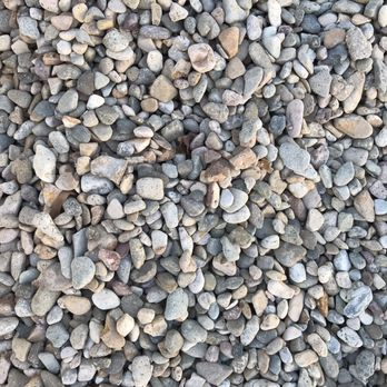 .83 Cubic Yard River Rock